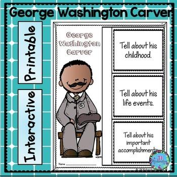 George Washington Carver Writing