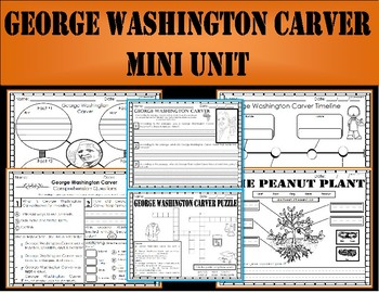 George Washington Carver Mini Unit