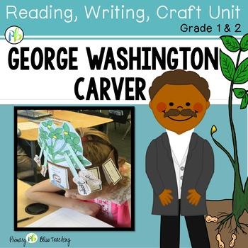 George Washington Carver : Reading, Writing, & Peanut Plan