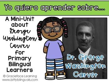 George Washington Carver Spanish – Educación es la llave