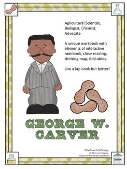 George Washington Carver - Inventor, Plant scientist