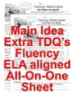 George Washington FACTS Close Read 5 Levels Fluency Main I