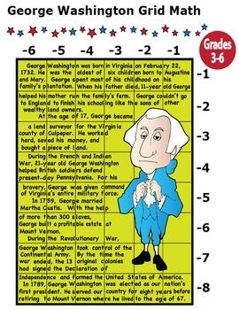 George Washington Mystery Puzzle