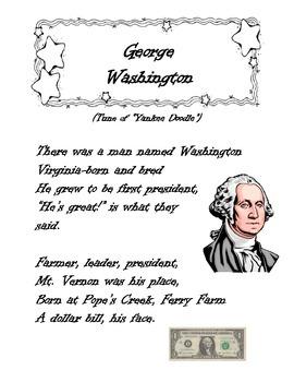 George Washington Song