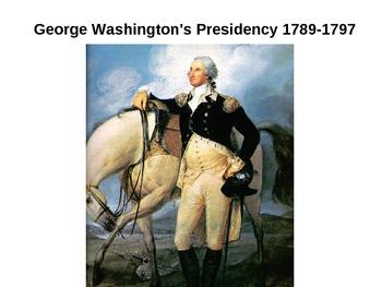 George Washington and John Adams Presidency Slideshow
