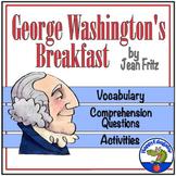 George Washington's Breakfast by Jean Fritz PowerPoint