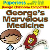 George's Marvelous Medicine Literature Packet