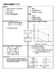 Georgia 8th (Eighth) Grade Mathematics Final Review (part