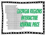 Georgia Regions Interactive Journal Piece