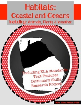 Georgia Habitats - Coastal and Oceans