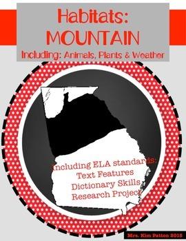 Georgia Habitats - Mountains
