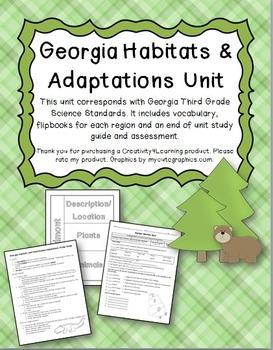 Georgia Habitats Unit