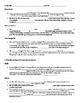 Georgia Milestones US History SSUSH16 Cloze Notes