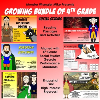 Georgia Performance Standards: Fourth Grade Social Studies Units