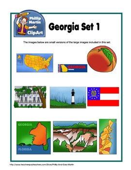 Georgia Set 1