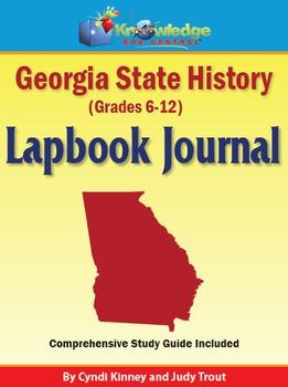 Georgia State History Lapbook Journal