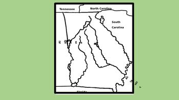 Georgia's Rivers Power Point