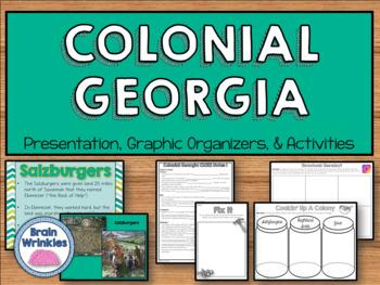 Georgia Studies: The Colonial Period