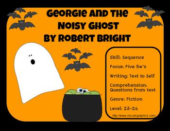 Georgie and the Noisy Ghost