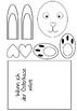German Easter Flip Book Craft- Deutsches Osterhasenflipboo