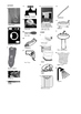 German Vocabulary - Bathroom - Furniture and Household Ite