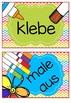 German Work Instruction Phrases- Deutsche Arbeitsanweisungen