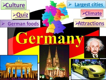 Germany PowerPoint Presentation.