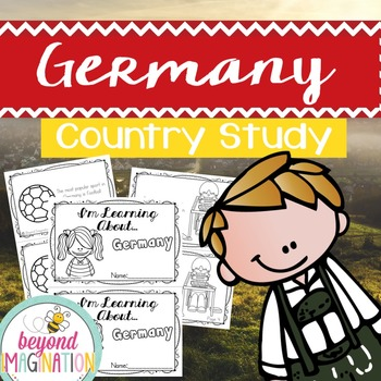 Germany Country Study | 48 Pages for Differentiated Learni