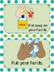 Germs Yuck Posters