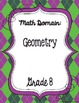 Get Organized!  8th Grade Common Core Math Binder & Tracke