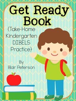 Get Ready Book {Take-Home Kindergarten DIBELS Practice}