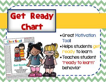 Get Ready Class Point Tracker