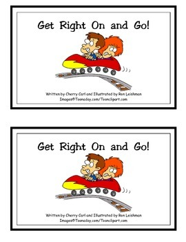 Get Right On! Guided Reader (-ound Word Family)
