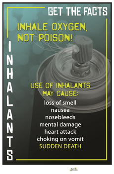Get The Facts: Inhalants