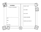 Get To Know You Passport Template
