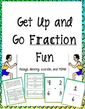 Get Up and Go Fraction Games Outside the Classroom!