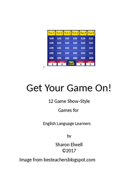 Get Your Game On!