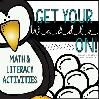 Penguin Math & Literacy Centers