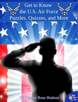 Get to Know the U.S. Air Force: Puzzles, Quizzes, and More