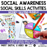 Getting Along Classroom Social Story Bundle