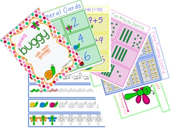Getting Buggy: Math Activities for Pre-K - 2nd