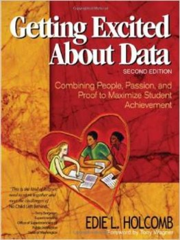 Getting Excited About Data (2nd ed) by Edie Holcomb