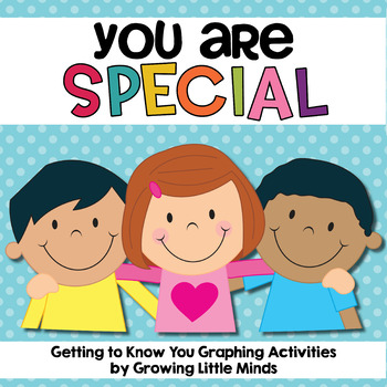 All About Me Graphing Activities