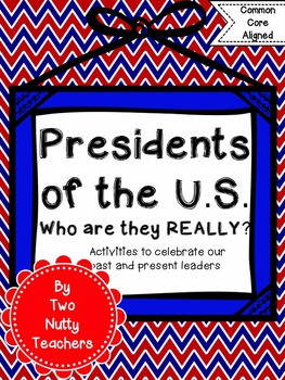 Making Inferences: Getting to Know the Presidents of the U