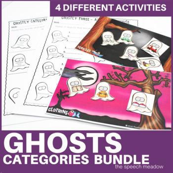 Ghost Categories Bundle