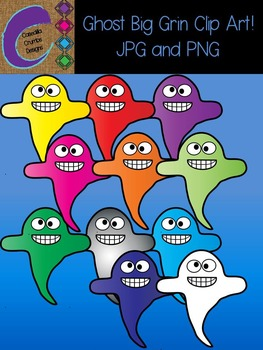 Ghost Clip Art  Color Images