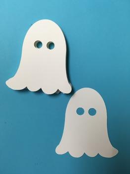 Ghost Diecuts