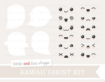 Ghost Kit Clipart