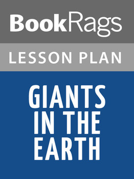 Giants in the Earth Lesson Plans