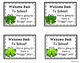 Back to School Gift Tags for Any Grade